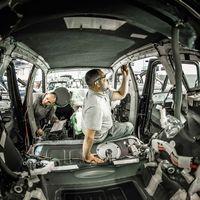 Blindagem de carroceria