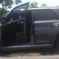 Blindagem de veículos nível 3