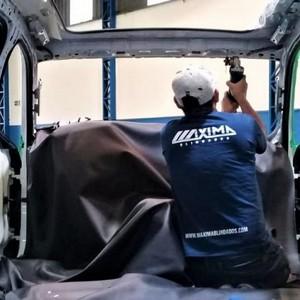 Empresa de blindagem de veículos